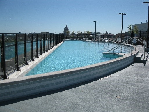 Commercial Swimming Pool Spa Maintenance Madison Pool