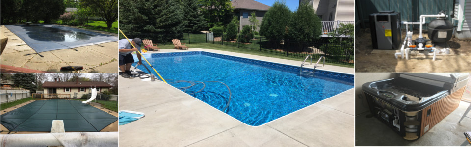 Swimming Pool Opening Service : Residential swimming pool service madison