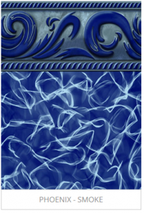 Pheonix Smoke Pool Liners